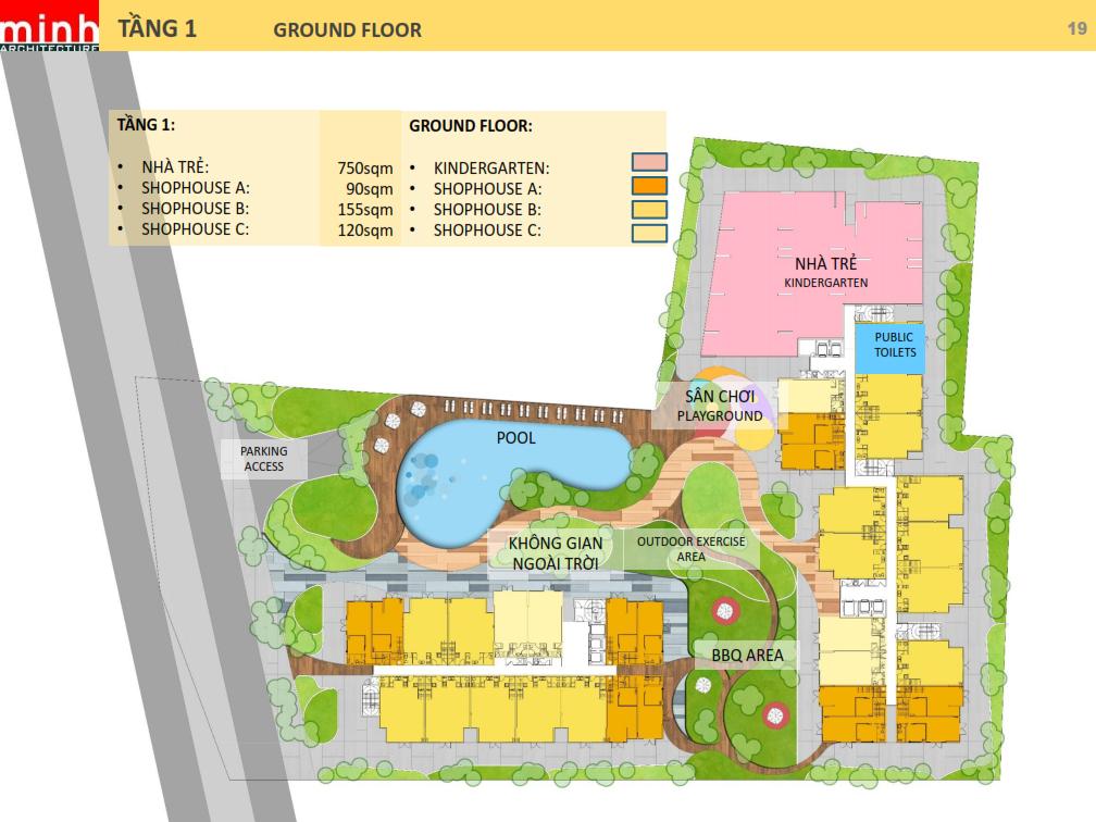 Dự án căn hộ the Elysium Quận 7