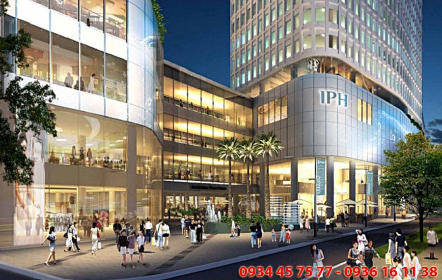 Trung tâm thương mại tại Dự án Căn hộ the Elysium Quận 7